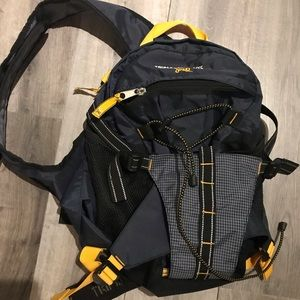 Triple Five Soul Navy backpack